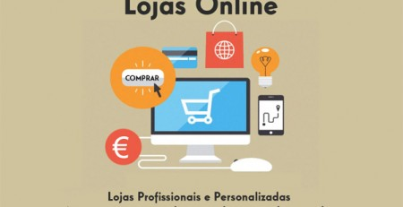 Online loja banner