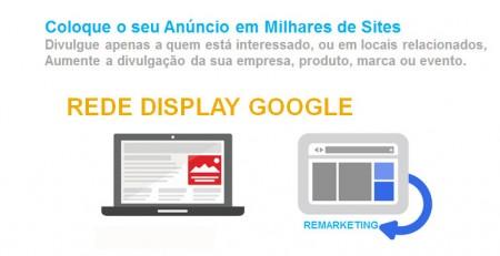 Online loja Display google